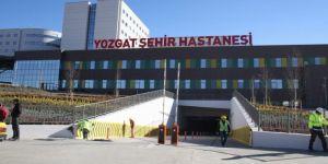 Yozgat Şehir Hastanesi hasta kabulüne başlıyor