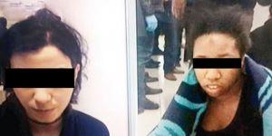 Teröristin dikkat çekmemek için yakalanmamak için kadınları kullandığı ortaya çıktı