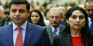 HDP'li Demirtaş'a 142 yıl Yüksekdağ'a 83 yıl hapis