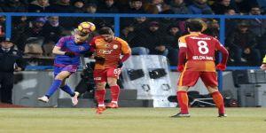 Kardemir Karabükspor 2-1 Galatasaray