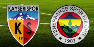 Fenerbahçe'nin gadasını alan maç, 4 gol