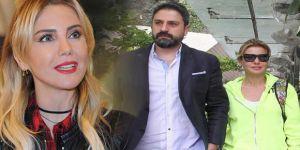 Ece Erken yasak aşk iddialarına Gülben Ergen'i vurarak cevap verdi