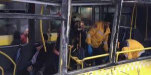 İstanbul Küçükçekmece'de metrobüs kazası! Çok sayıda yaralı var
