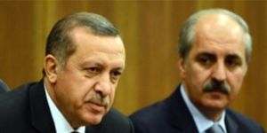 Erdoğan, Numan Kurtulmuş'u yalanladı