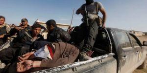 Musul'da neler oluyor? Başına yastık kılıfı geçirip götürdüler