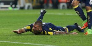 Fenerbahçe, Atiker Konyaspor maçında Fernandao'nun kolu kırıldı