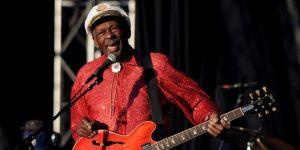 Chuck Berry yaşamını yitirdi