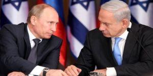 Rusya ile İsrail arasında Suriye yüzünden kriz çıktı