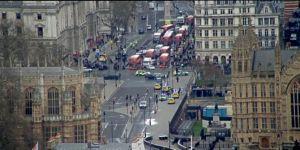 İngiltere Parlamentosu'na son dakika silahlı saldırı
