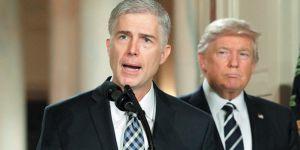 ABD Başkanı Trump'ın Yüksek Mahkeme adayı Neil Gorsuch'tan şaşırtan çıkışlar