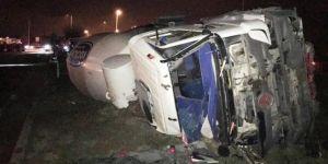 Ankara'da feci kaza: 5 ölü 1 yaralı