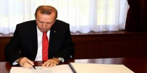 Cumhurbaşkanı Recep Tayyip Erdoğan, 15 kanunu onayladı