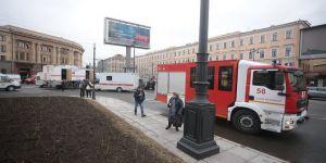 Saint Petersburg metrosunda terör saldırısı