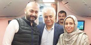 12 bin fitte Niran Ünsal'ın nikâhı kıyıldı