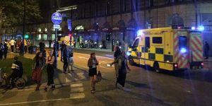 Manchester Arena'da patlama: 19 Ölü 50 yaralı