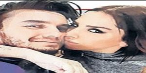 Mustafa Ceceli ve Selin İmer'in mutluluktan ayakları yere basmıyor