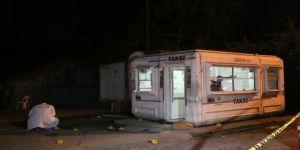 Ümraniye'de taksicilerin kavgası kanlı bitti: 1 ölü, 2 yaralı