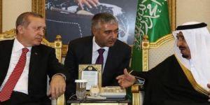 Cumhurbaşkanı Erdoğan,Suudi Arabistan Kralı ile görüştü