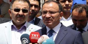 Bakan Bozdağ: Kılıçdaroğlu'nun cezaevi iddiası iftira