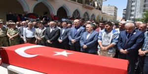 AK Partili Aydın Ahi son yolculuğuna uğurlandı
