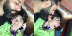 'Spastik oğlunu hayvanat bahçesine bırak' sözleri Çılgın Sedat'ı çileden çıkardı