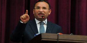 Adalet Bakanı Bozdağ: TSK'da FETÖ dışında başka unsurlar da var