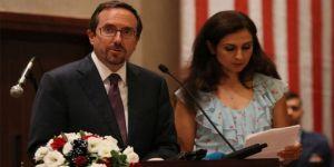 Büyükelçi Bass: Teröre karşı verilecek yanıt adalet ve hukukun üstünlüğüdür