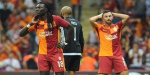 Galatasaray Östersunds'la berabere kalarak UEFA Avrupa Ligi'ne veda etti