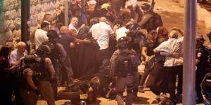 Çatışmalar şiddetlendi: 1 ölü, 67 yaralı