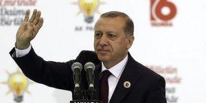 Cumhurbaşkanı Erdoğan'dan AK Parti'nin 16'ncı kuruluş yıldönümünde konuştu