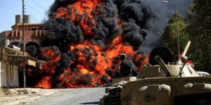 Irak Ordusu Telafer'de zafer ilan etti