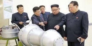 Kuzey Kore'den nükleer silah açıklaması! Resmen duyurdular