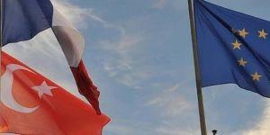 Fransa'dan son dakika Türkiye-AB açıklaması