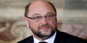 Martin Schulz: Erdoğan'ın önünde diz çökmeye niyetim yok