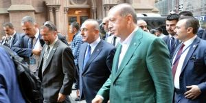 Cumhurbaşkanı Erdoğan, ABD'de korumaları yok