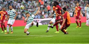 Son dakika! Aslan ikinci yarıda kükredi... Bursaspor 1 - 2 Galatasaray | MAÇ SONUCU