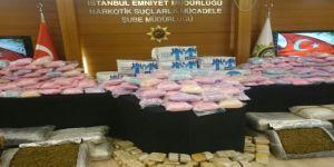 Türk narkotik tarihinin en büyük uyuşturucu hap operasyonu