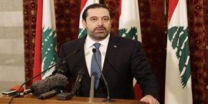 Lübnan Başbakanı Saad Hariri suikaste uğramaktan korktuğunu söyleyerek istifa etti