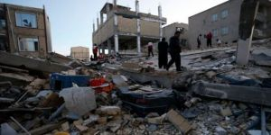 Irak depreminde son durum: Ölü ve yaralı sayısı artıyor! Türkiye yardım gönderdi