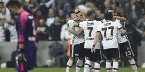 Beşiktaş 3 - 0 Galatasaray