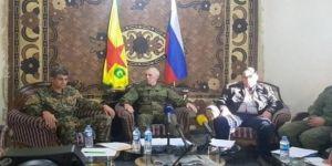 Rusya'dan Türkiye'yi çok kızdıracak hamle! YPG ile birlikte...
