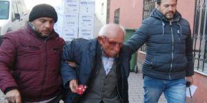 84 yaşındaki kayınpeder, kuma getirmesine karşı çıkan damadını öldürdü