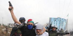 Dünya bu fotoğrafları konuşuyor! Onlar aslında İsrail askeri