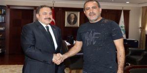 Bakan Eroğlu kül olan koy için türkü yazdı, Haluk Levent söyleyecek