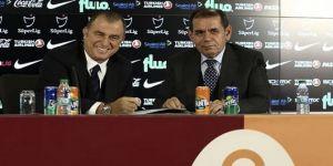 Fatih Terim Galatasaray'la resmi sözleşmeyi imzaladı