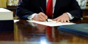Trump imzayı attı! Baştan sona değişiyor