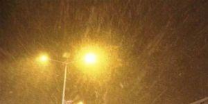 İstanbul'da kar yağışı başladı! İptaller art arda geliyor
