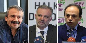 HDP'de Demirtaş sonrası kulisleri: Üç isim öne çıktı