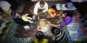 Yeme içme araştırması: Türkiye'nin yüzde 42'si yerde yiyor, erkekler mutfağa girmiyor