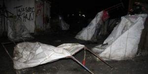 Son dakika! Beylikdüzü'nde konteynırda yangın: 3 işçi hayatını kaybetti